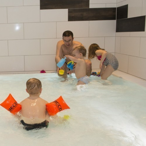 Familienhotel Baeren am See, Kinderbecken, Indoorpool, Wasserspass, Kinder