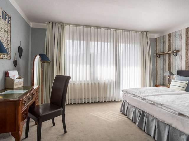 Familienhotel Borchards Rookhus, Single mit Kind, Schlafzimmer