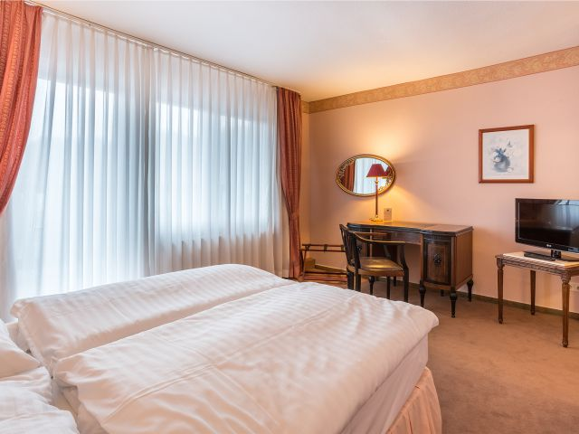 Familienhotel Borchards Rookhus, Single mit Kind 22qm