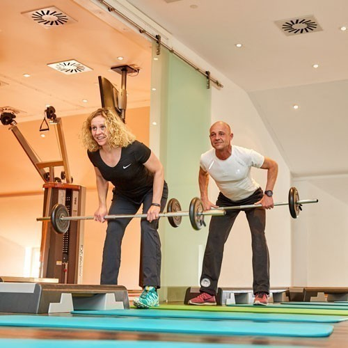 Familienhotel Das Ludwig, Fitness, Training