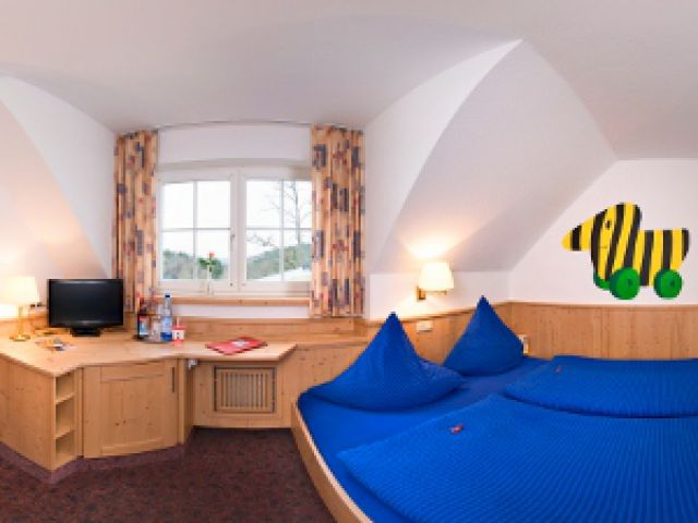 Familienhotel Ebbinghof, Single mit Kind 20qm