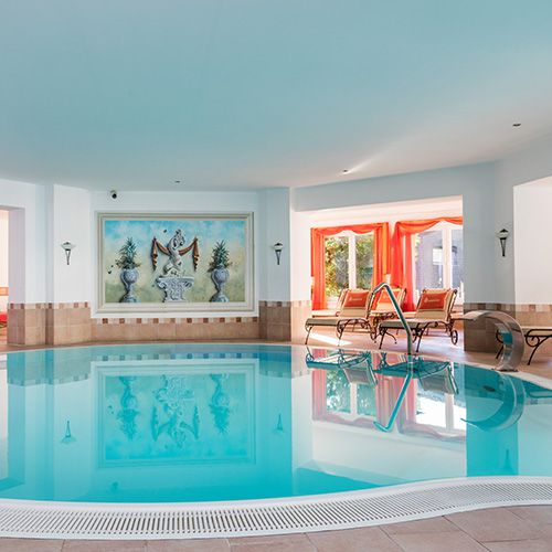 Familotel Kaiserhof, Pool, Familienhotel mit Schwimmbad