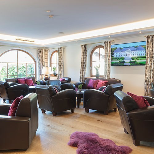 Familienhotel Salzburger Land, POST Family Resort, Lounge
