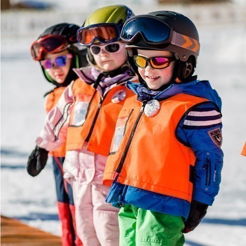 Kinderskikurs im Familienhotel Post Family Resort Unken