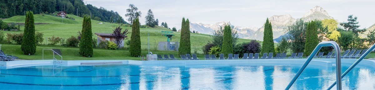 Familotel Swiss Holiday Park, Schwimmbad Outdoor