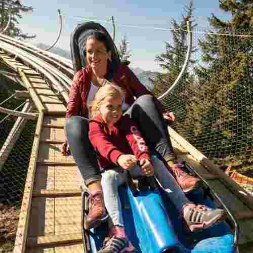 Familienhotel Tirol, Galtenberg Family & Wellness Resort, Alpine Coaster