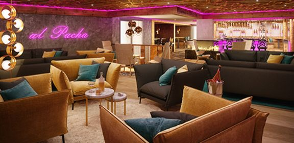 Familienhotel galtenberg Family Wellness Resort, Lounge mit Bar