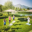 Familotel Landgut Furtherwirt, Yoga, Familienurlaub in Südtirol