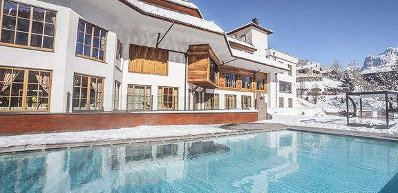 Familienhotel Engel gourmet spa, Winter