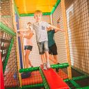 Familotel Landgut Furtherwirt, Kinder am Indoor-Spielplatz, Kinderhotel