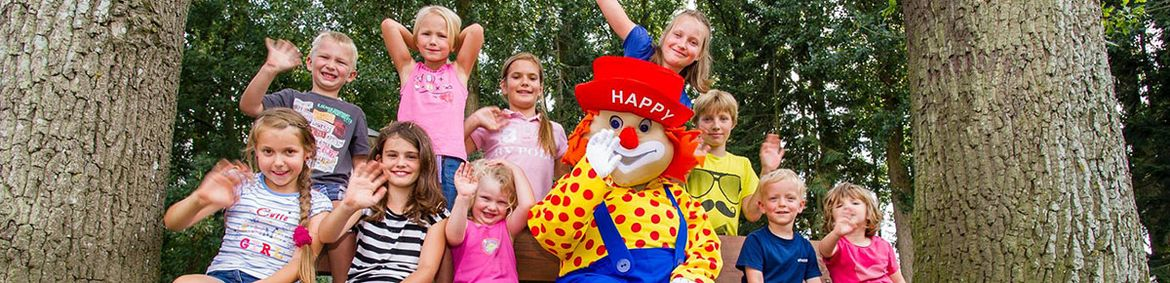 Familienurlaub, Kinder mit Happy, Gut Landegge