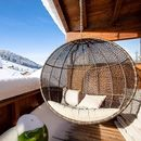 Familienhotel Galtenberg Family Wellness Resort, Balkon Winter, Wellness